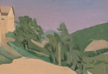 Giorgio Morandi, Paesaggio (1942) (Immagine d'archivio)