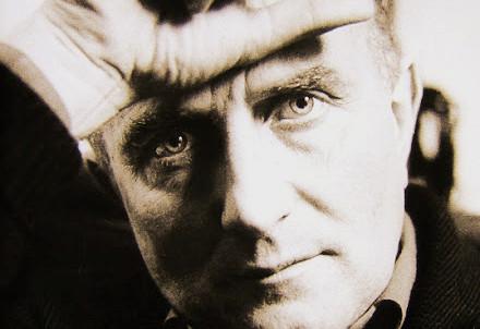 Giovanni Testori (Immagine d'archivio)