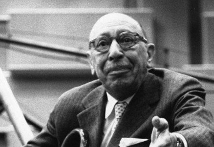 Igor Stravinskij (1882-1971) (Immagine d'archivio)