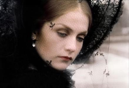 Isabelle Huppert è Madame Bovary nel film di Claude Chabrol (1991) (Immagine d'archivio)