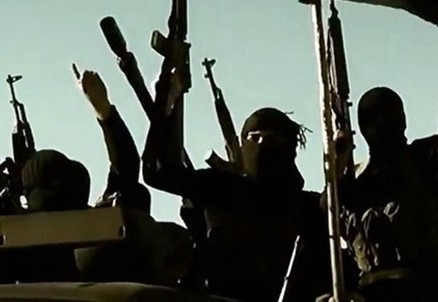 Miliziani dell'Isis (Immagine dal web)