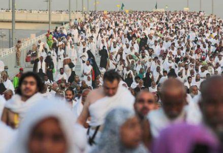 Pellegrinaggio a La Mecca (Immagine dal web)