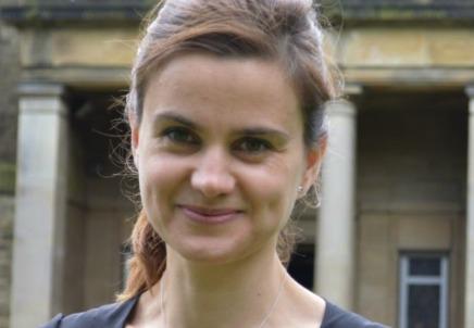 Jo Cox, la parlamentare laburista inglese uccisa (Foto dal web)