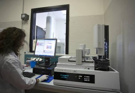 Laboratorio di Metabolomica Sysbio: preparazione automatizzata dei campioni