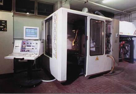 Laser di potenza del laboratorio IFN Cnr di Bari