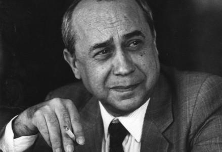 Leonardo Sciascia (1921-1989) (Immagine d'archivio)