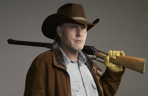 Robert Taylor nel ruolo di Walt Longmire