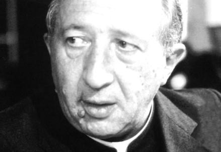 Luigi Giussani (Immagine d'archivio)