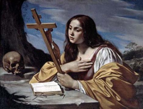 Maria Maddalena penitente