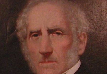 Alessandro Manzoni (1785-1873) (Immagine d'archivio)