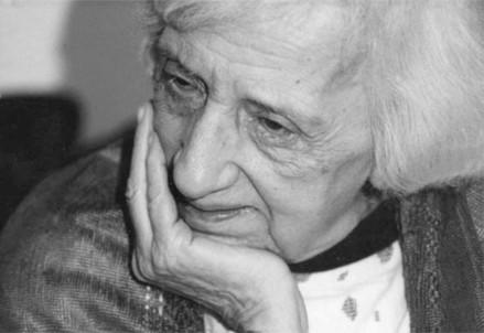 Maria Zambrano (Immagine d'archivio)