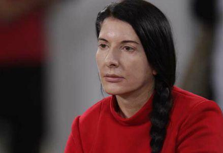 Marina Abramovic (Immagine dal web)
