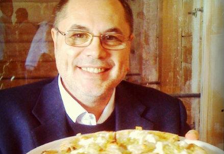 Massobrio e la pizza alla moda di Tramont