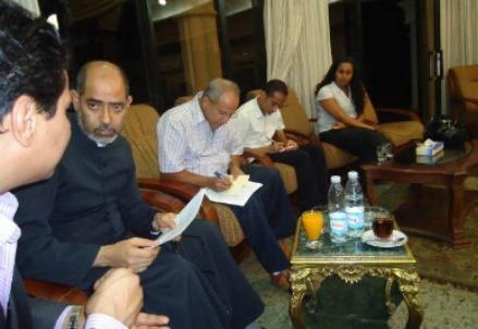 L'edizione 2010 del Cairo Meeting