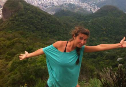 Gaia Molinari (foto dal suo profilo Facebook)
