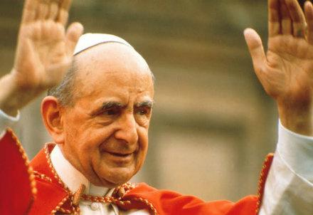 Paolo VI (Infophoto)