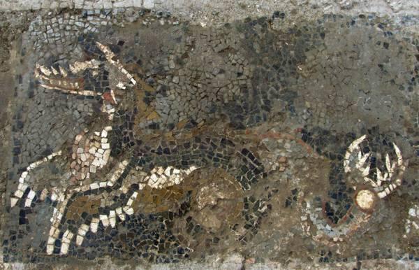 Il mosaico di Monasterace Marina