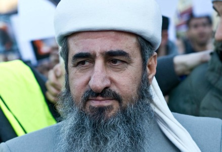 Il mullah Krekar (Immagine dal web)