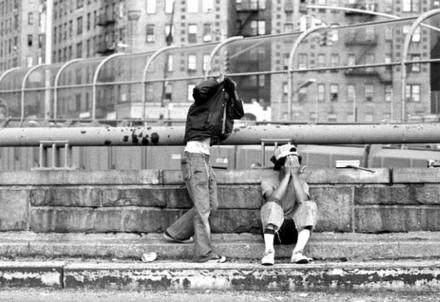 Nel Bronx (Immagine dal web)