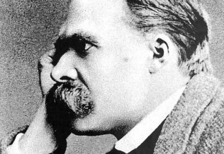 Friedrich Nietzsche (1844-1900) (Immagine d'archivio)
