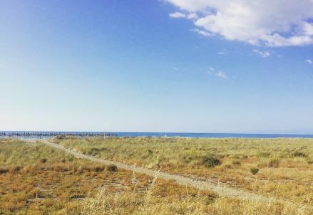 Spiaggia di Nova Siri, in Basilicata