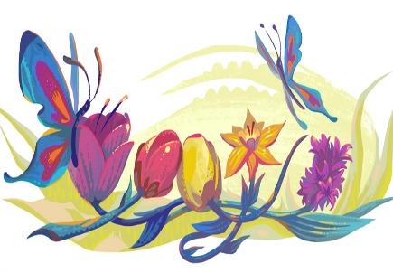 Nowruz 2016, il Doodle di Google
