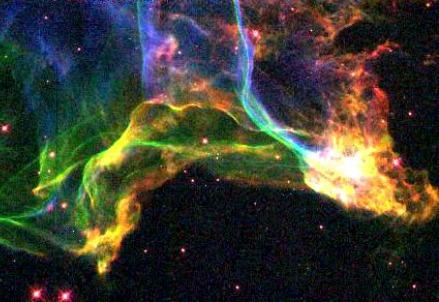 Fenomeni cosmici (foto di repertorio)