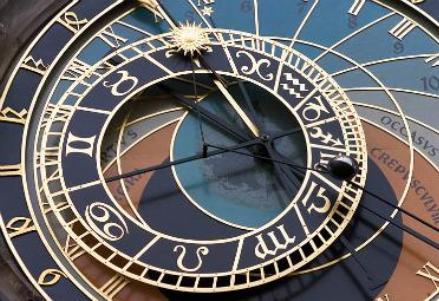 L'orologio di Praga (Infophoto)