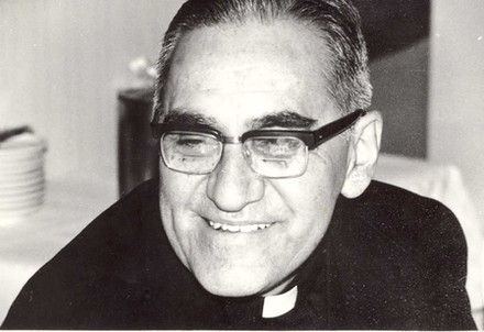 Oscar Arnulfo Romero (1927-1980) (Immagine d'archivio)