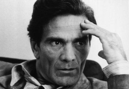Pier Paolo Pasolini (1922-1975) (Immagine dal web)