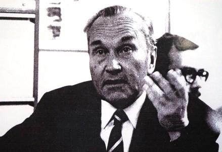 Jan Patocka (1907-1977) (Immagine d'archivio)