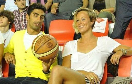 Filippo Magnini e Federica Pellegrini (foto: Twitter)