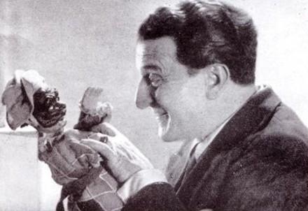Ettore Petrolini (1984-1936) (Immagine d'archivio)