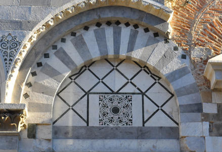 La chiesa di San Nicola a Pisa