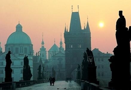 Il centro di Praga (Immagine dal web)