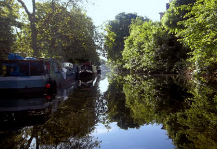Il Regent's Canal