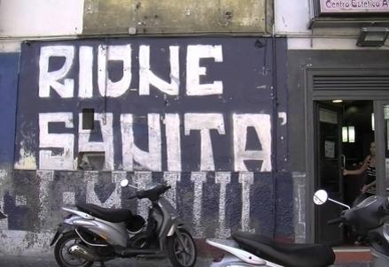 Il Rione Sanità a Napoli