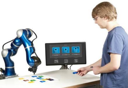 Robotica Human Centered (Fonte: DLR-MRC)