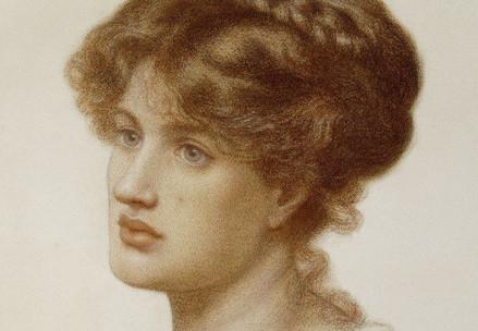 Dante Gabriel Rossetti, Marie Spartali Stillman (1869) (Wikipedia)