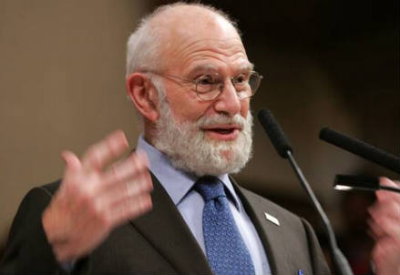 Oliver Sacks (1933-2015) (Foto dal web)