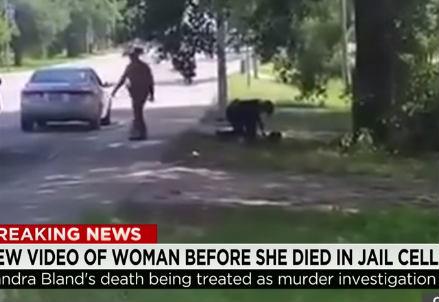 L'arresto di Sandra Bland