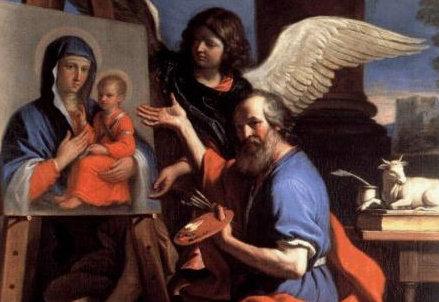 San Luca Evangelista - Guercino