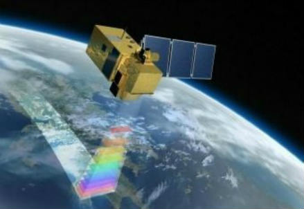 Il satellite Sentinel 2