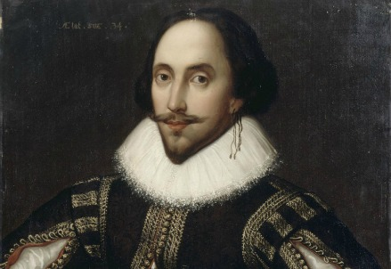 Louis Coblitz, William Shakespeare (1847) (Immagine dal web)