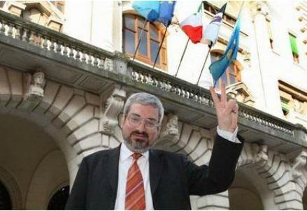 Il sindaco di Udine, Furio Honsell
