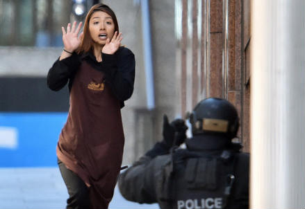Sydney, un ostaggio fugge al sequestro (Immagine dal web)