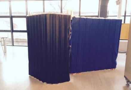 Prototipi di Textile Wall