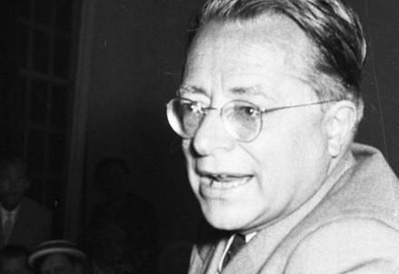 Palmiro Togliatti (1893-1964) (Immagine d'archivio)