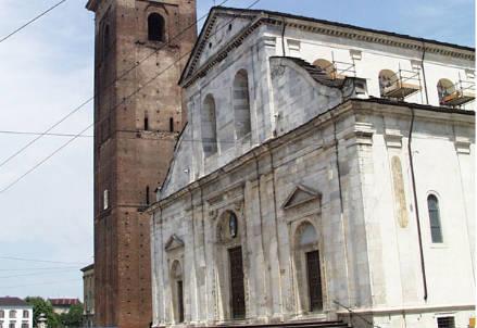 La cattedrale di San Giovanni Battista a Torino