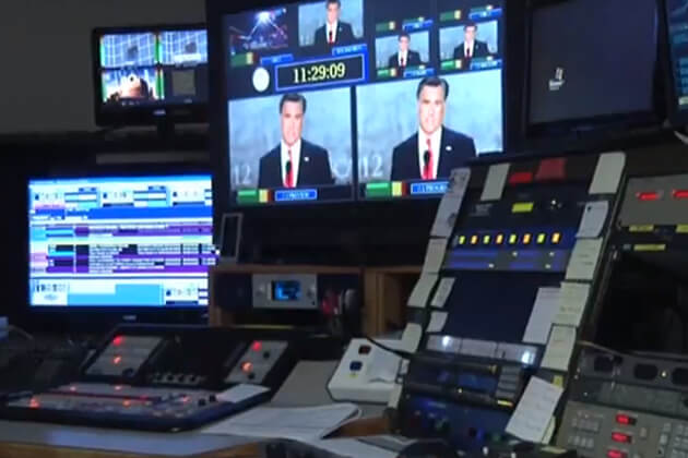Dalla prima dimostrazione di televisione ad oggi